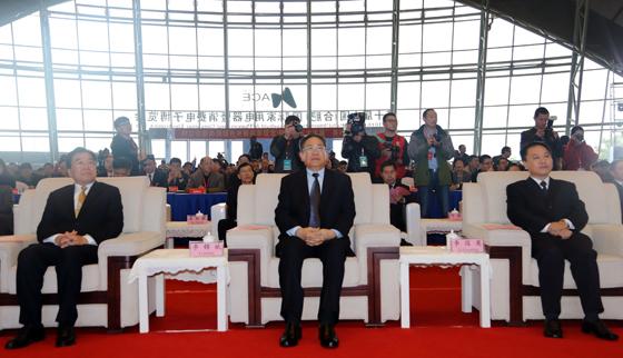 第十届中国(合肥)国际家用电器暨消费电子博览会盛大开幕